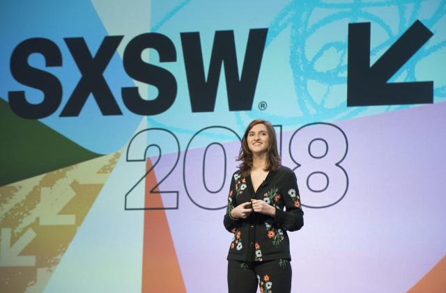 We're live from SXSW 2018!