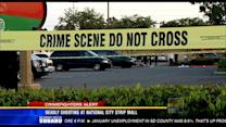 Deadly shooting at National City shopping center