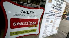 Seamless will take your order now -- even if it's for $13,000