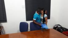 Casal amazonense decide reatar a relação em audiência de pensão para o filho