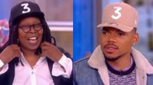 Watch Chance the Rapper Talk Kanye, Bieber, Trump, More on 'The View'