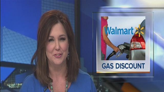 Walmart rolls out gas discount program