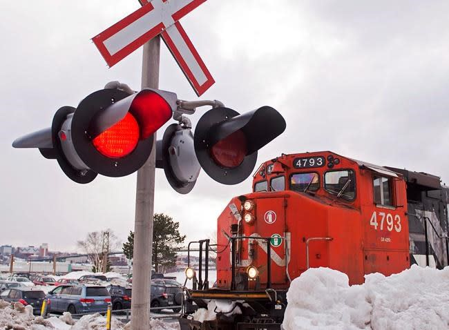 CN Rail CFO warns of 'softening' economy, with consequences for railways