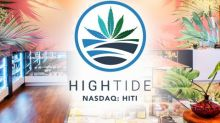 High Tide Closes Acquisition of Daily High Club