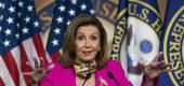 Nancy Pelosi. (Yahoo Finance)