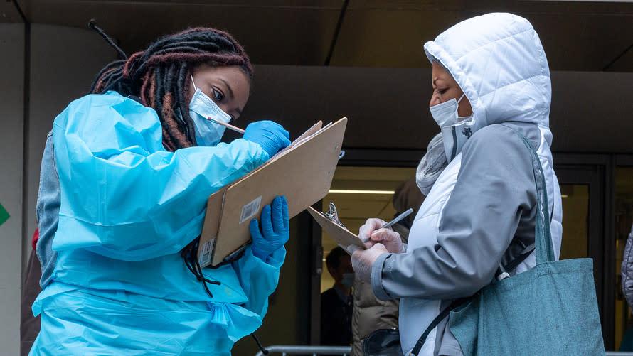 U.S. records its 4 millionth coronavirus case only 2 weeks after hitting 3 million