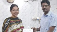 Sneha shows the way to casteless India