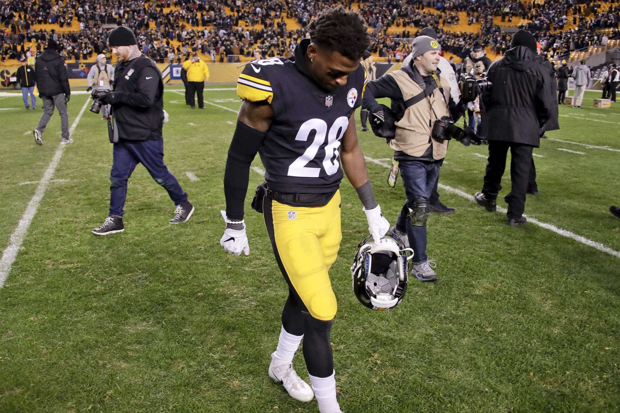 NFL Power Rankings  Steelers have a tough offseason ahead dfe5d9663