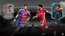 FIFA History: l'evoluzione di Mohamed Salah su Ultimate Team