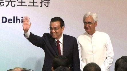 This visit will boost Indo-China relations: Khurshid