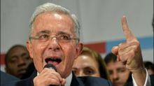 Kolumbiens Ex-Präsident Uribe mit Coronavirus infiziert