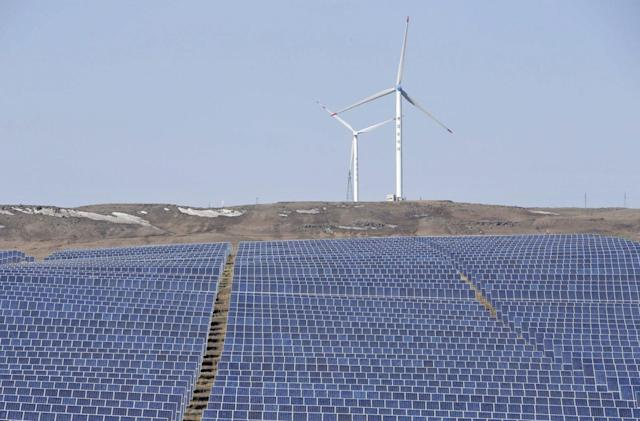 China is now the biggest producer of solar power