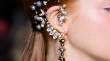 Intricate Ear Cuffs and Iridescent Heels: The Most Dazzling Accessories from Paris Haute Couture