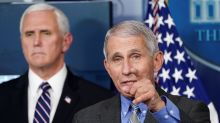 Pence Blocks Fauci, Birx from Appearing on CNN after Network Stops Airing Full White House Coronavirus Briefings