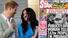 'Nasty' Harry and Meghan newspaper cover story slammed