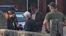 Harrison Ford told youngster he was Indiana Jones' stunt double while shooting Indy 5