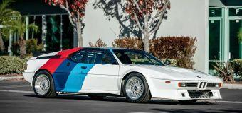 El BMW M1 de Paul Walker se pone a la venta