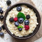 Yes, Oatmeal Is Perfectly Healthy to Have for Breakfast