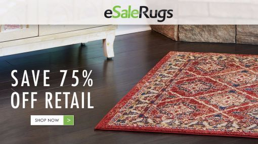 50% Off Rugs Today