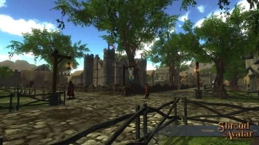 Ultima creator's Shroud of the Avatar seen in six-month progress video