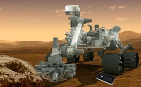 iPhone more powerful than Curiosity Mars rover, but so what?