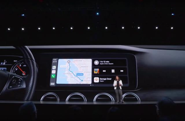 Apple CarPlay redesign puts multiple apps side-by-side
