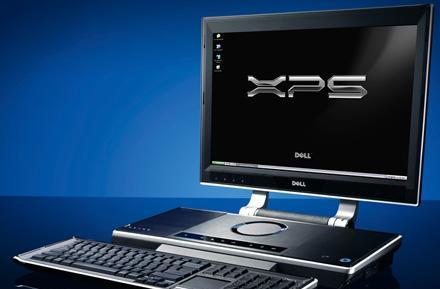 Dell's XPS M2010 now sporting slot-loading Blu-ray drive
