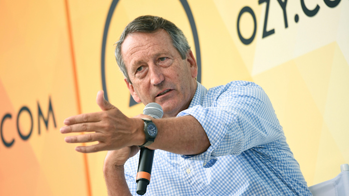 Republican Mark Sanford drops out of 2020 race