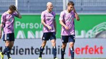 Bundesliga: Schaub bei Köln in die U21 degradiert