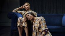 Burberry releases Christmas campaign, starring Naomi Campbell