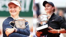 Ash Barty at centre of extraordinary tennis anomaly at French Open