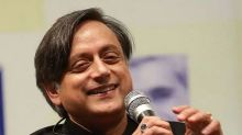 Congress Leader Shashi Tharoor Says India Is Now A Land Where People Drink Cow Urine And Bathe In Cow Dung