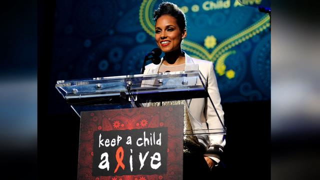Alicia Keys discusses 10-year anniversary of her charity, Keep a Child Alive