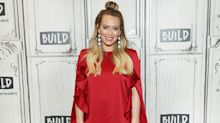 Hilary Duff isn't about to let trolls shame her for kissing her son on the lips