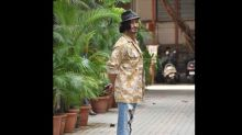 Of Patterns And Distressed Denims, Vidyut Jammwal Shows Us How To Beat The Heat Stylishly