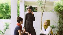 Uniqlo Teams Up With British Designer To Create First Hijab Collection