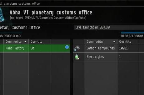EVE dev blog teases new player customs offices