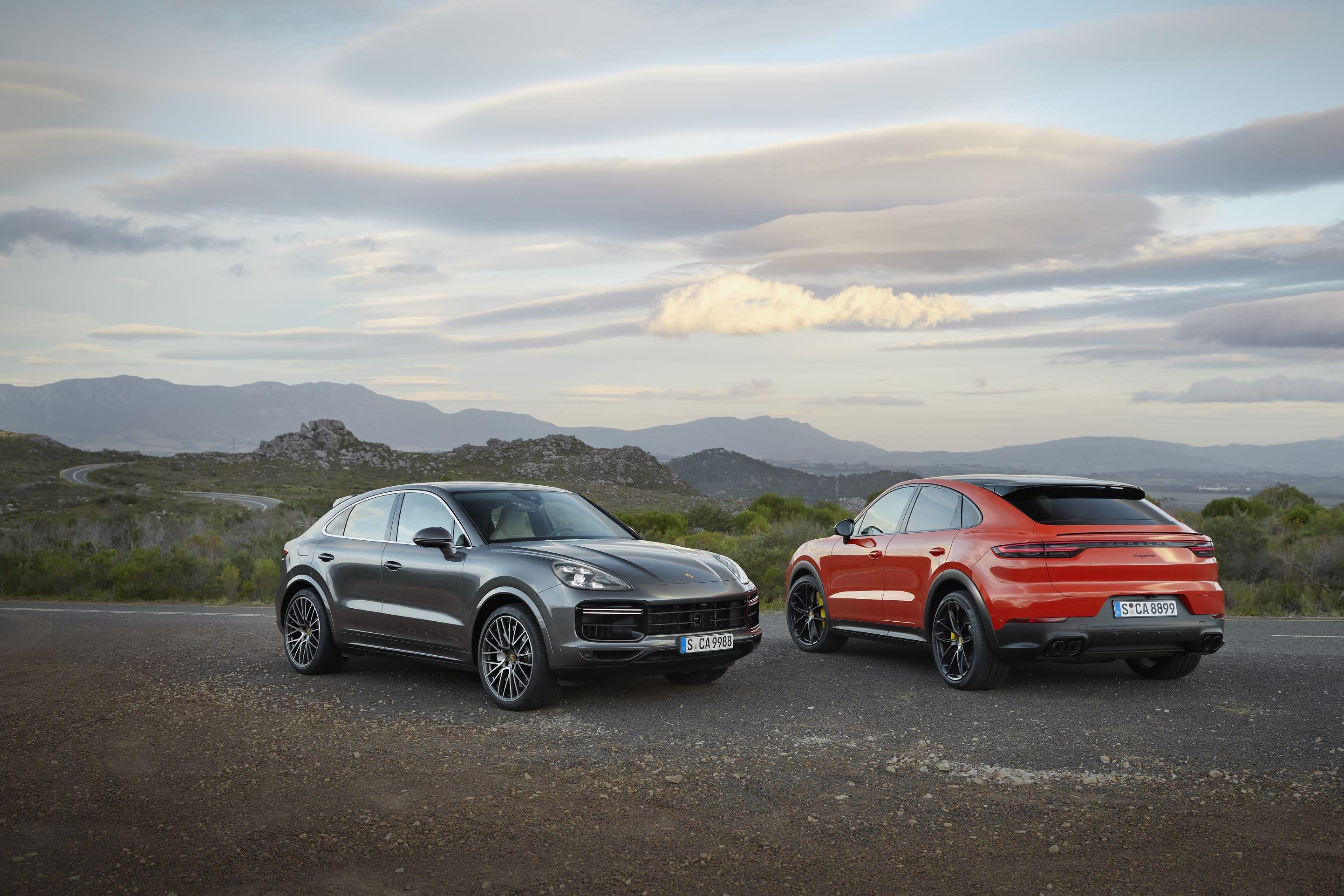 2020 Porsche Cayenne Coupe To Get Hybrid Trim In Near Future