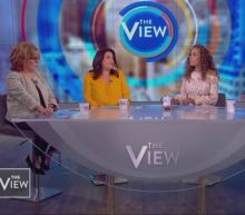 Meghan McCain and Joy Behar Battle Again, This Time Over Republican Silence on Trump's Racism