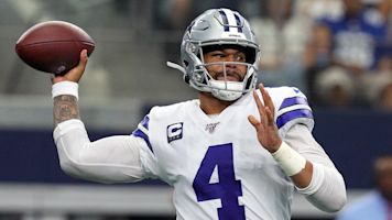 Follow live: What will Dak do for an encore?
