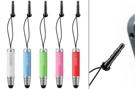 Wacom unveils crayon-esque Bamboo Stylus mini for tablets and smartphones