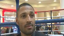 Brook relishes possible fight with Khan
