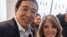 Marianne Williamson To Support Andrew Yang In Iowa Caucuses: He's 'Deep In Substance'