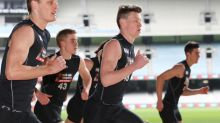 Four vying for No.1 spot in AFL draft