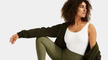 We put Everlane's first pair of leggings to the test — these are our honest thoughts