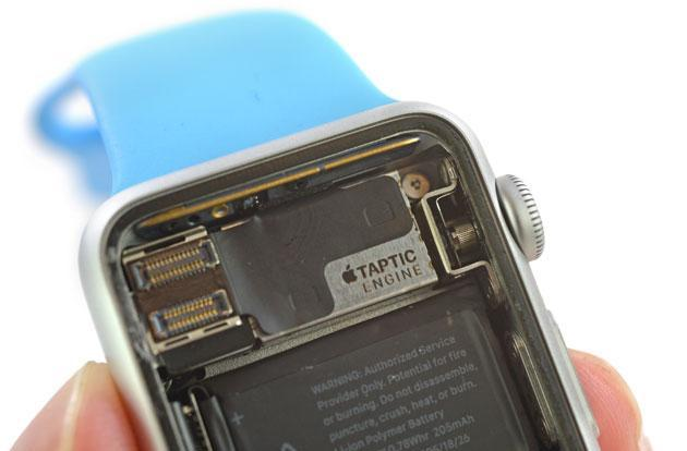 Your Apple Watch is late because of bad haptic feedback parts