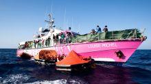 «Sea-Watch 4» übernimmt Migranten von «Louise Michel»