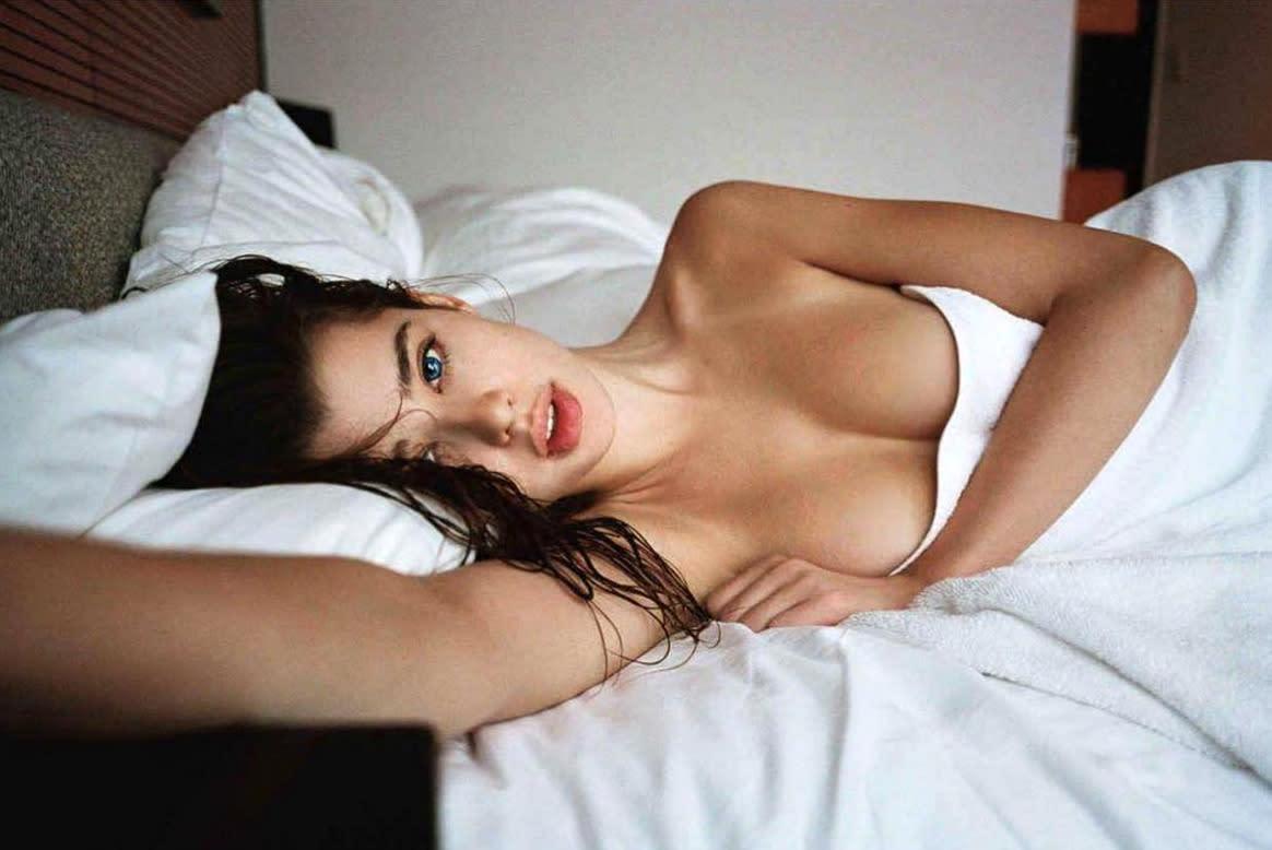 Así Es Sarah Mcdaniel La Modelo Imperfecta De La Nueva Playboy