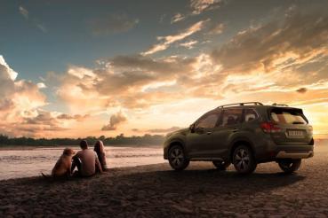 一部讓人總想出門的車子 Subaru帶你遊山玩水樂無窮