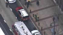 Philly courthouse evacuated over anthrax report